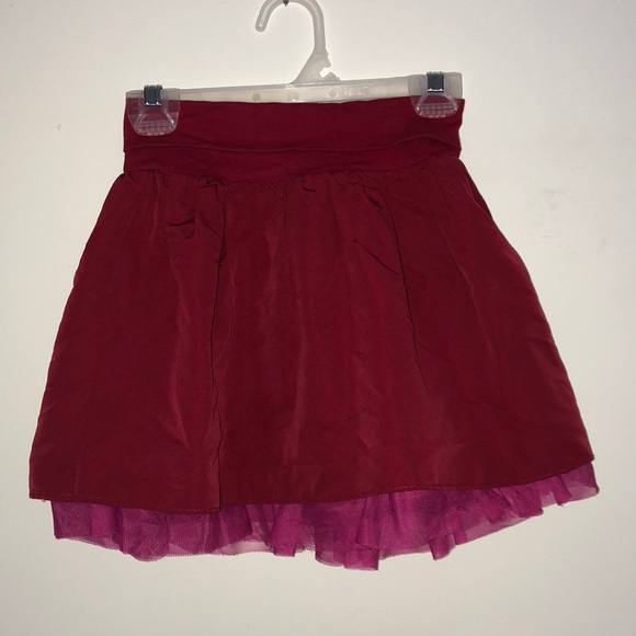 GAP Other - 4/$20 Baby Gap Skirt 4t Red Pink